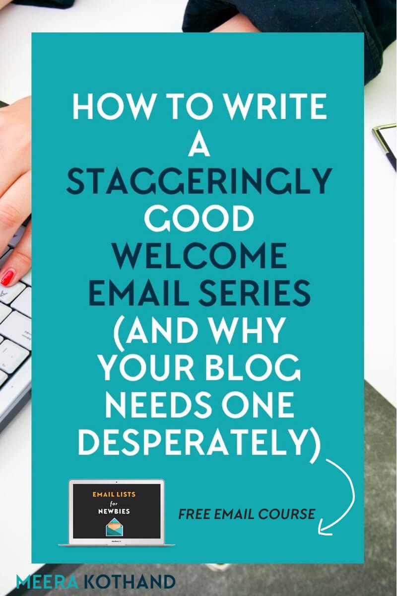 You're a blogger or solopreneur who knows how important a welcome email is. Welcome emails have the highest open rates of upto 60%. But is a single welcome email going to cut it? How about dazzling your subscribers by having a full welcome email series? Click through to get a template that you can use for your own welcome on boarding. You'll start to see higher engagements and click through rates.