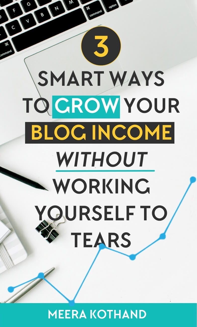 Looking for passive income ideas to make money blogging? In this 'how-to' post for beginners I give you tips on how I found simple ways to boost my blog income.